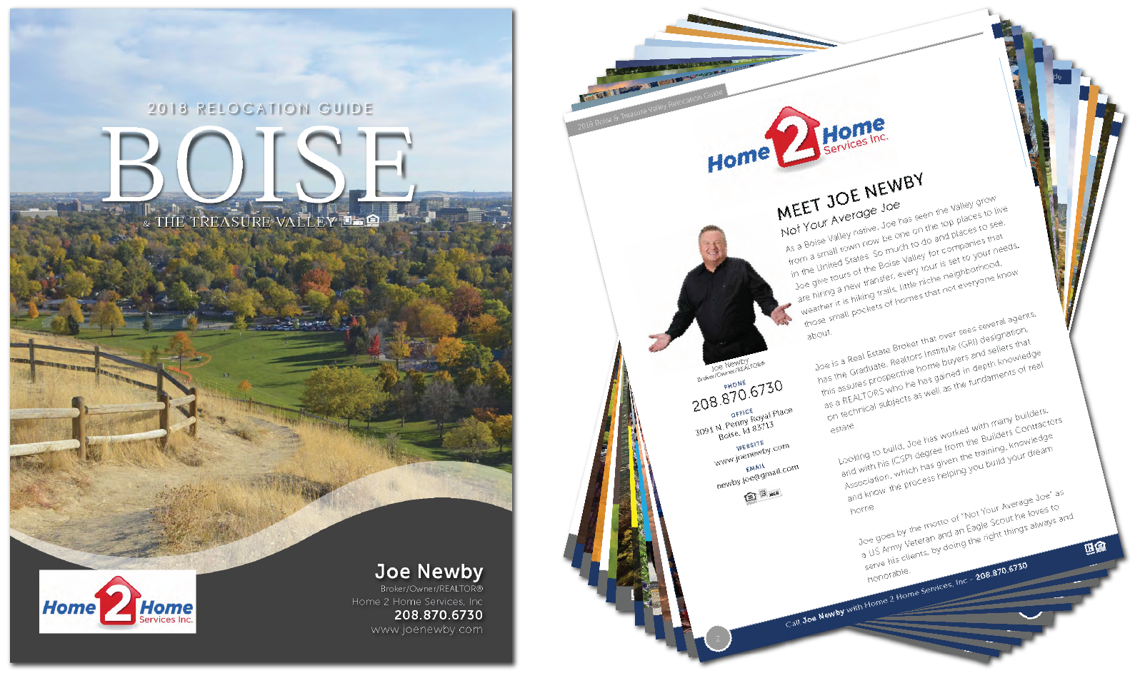 2018 Boise & Treasure Valley Relocation Guide
